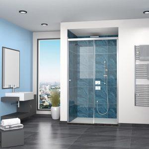 Shower cubicles