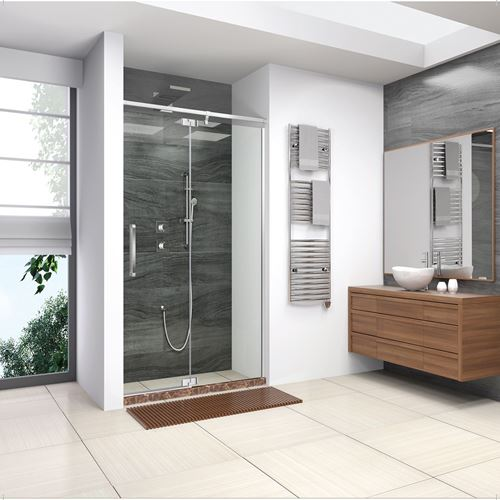 Jaquar Shower Enclosure - Glass Point